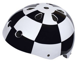 Lazer One City Finish BMX Helm