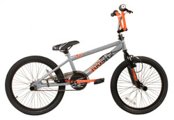 "20"" BMX Rooster Armageddon drei Farben, 4 Pegs, Rotor"