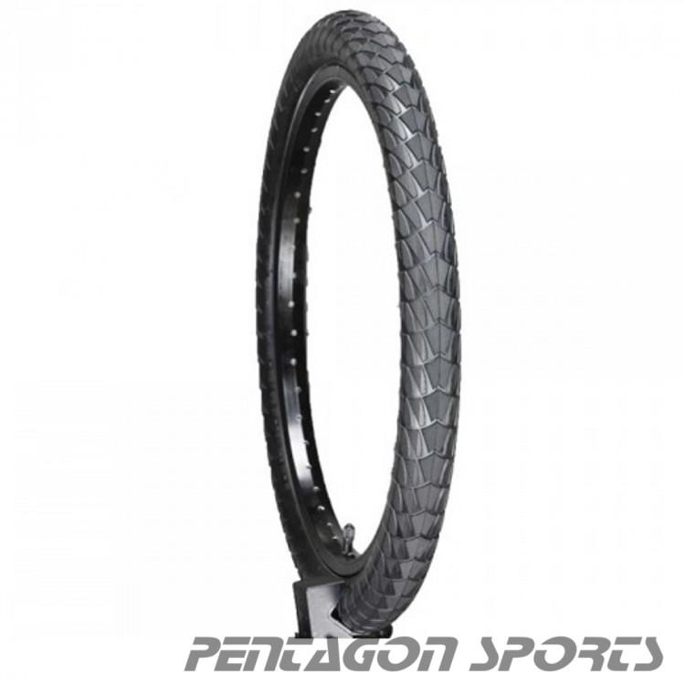 "BMX-Reifen Konnekt Black Ramp 20"" x 2.00"""
