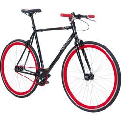 Galano Blade 700c Singlespeed Fixie Bike Bahnrad Fahrrad Fitnessbike 28 Zoll retro viele Farben Bild 4