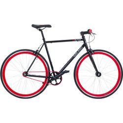 Galano Blade 700c Singlespeed Fixie Bike Bahnrad Fahrrad Fitnessbike 28 Zoll retro viele Farben Bild 9