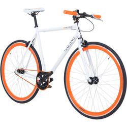 Galano Blade 700c Singlespeed Fixie Bike Bahnrad Fahrrad Fitnessbike 28 Zoll retro viele Farben Bild 2