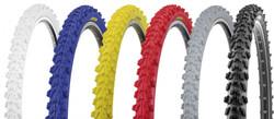 """Kenda K 829 MTB Reifen 26 x 1.95"""" (50-559) 6 Farben: Grau / Blau / Rot / Gelb / Weiss"""