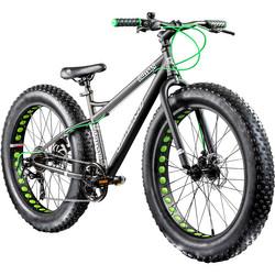 "Galano Fatman 4.0 26"" MTB Fatbike Fat Bike Fahrrad Mountainbike Hardtail Bild 5"