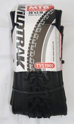 Wildtrak MTB Faltreifen Reifen 26 Zoll x 1,95/2,10 Zoll Fahrradreifen faltbar Bild 2