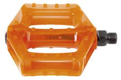 """M-WAVE 9/16"""" BMX / MTB-Pedale transparent, in verschiedenen Farben Bild 6"""