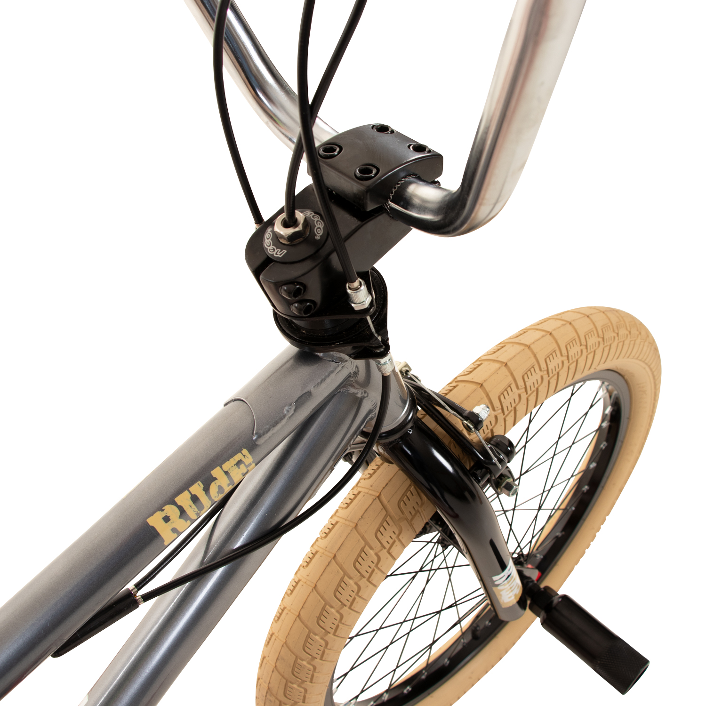 bmx 20 zoll fahrrad jugend rad detox 20 freestyle grau b ware ebay. Black Bedroom Furniture Sets. Home Design Ideas