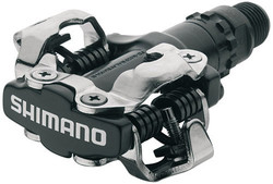SHIMANO DEORE PD-M520 Pedale  schwarz