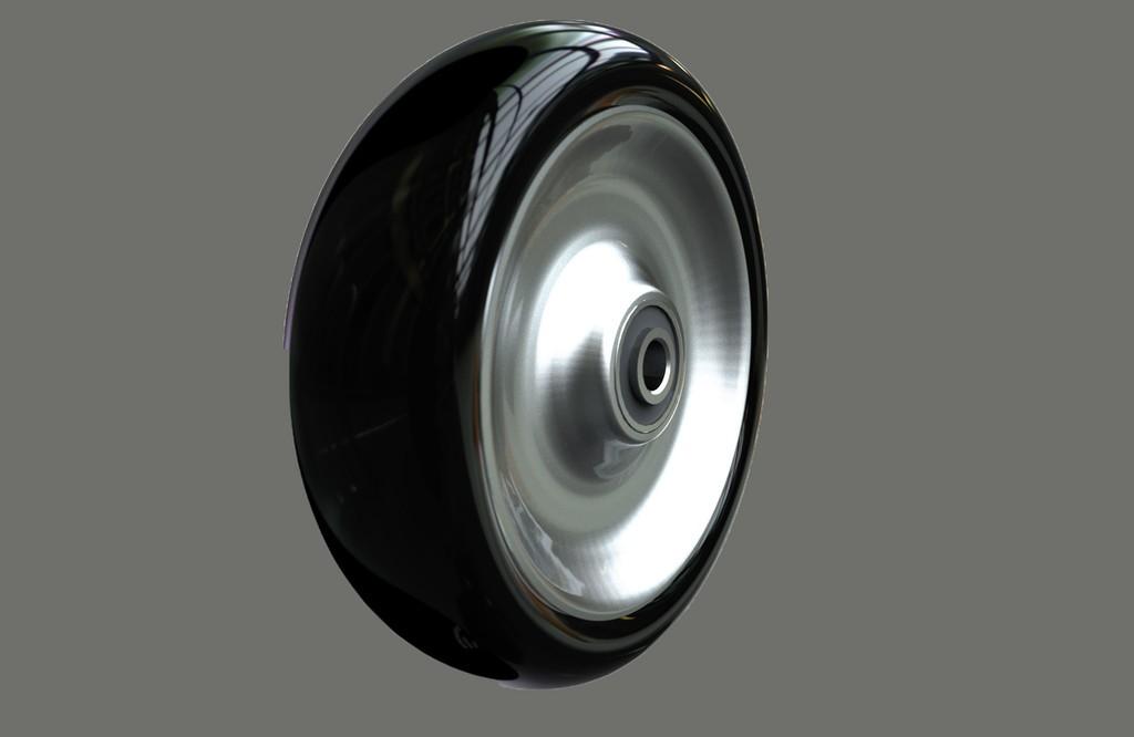EzyRoller Ersatzrollen Aluminium-Felge