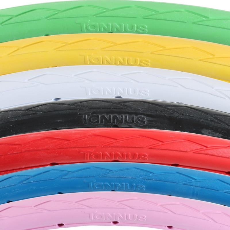 """700 x 28C Tannus """"High-Tech-Polymer – Reifen, ohne Luft"""" solid Fixie Singlespeed Reifen Aither 1.1 – Bild 3"""