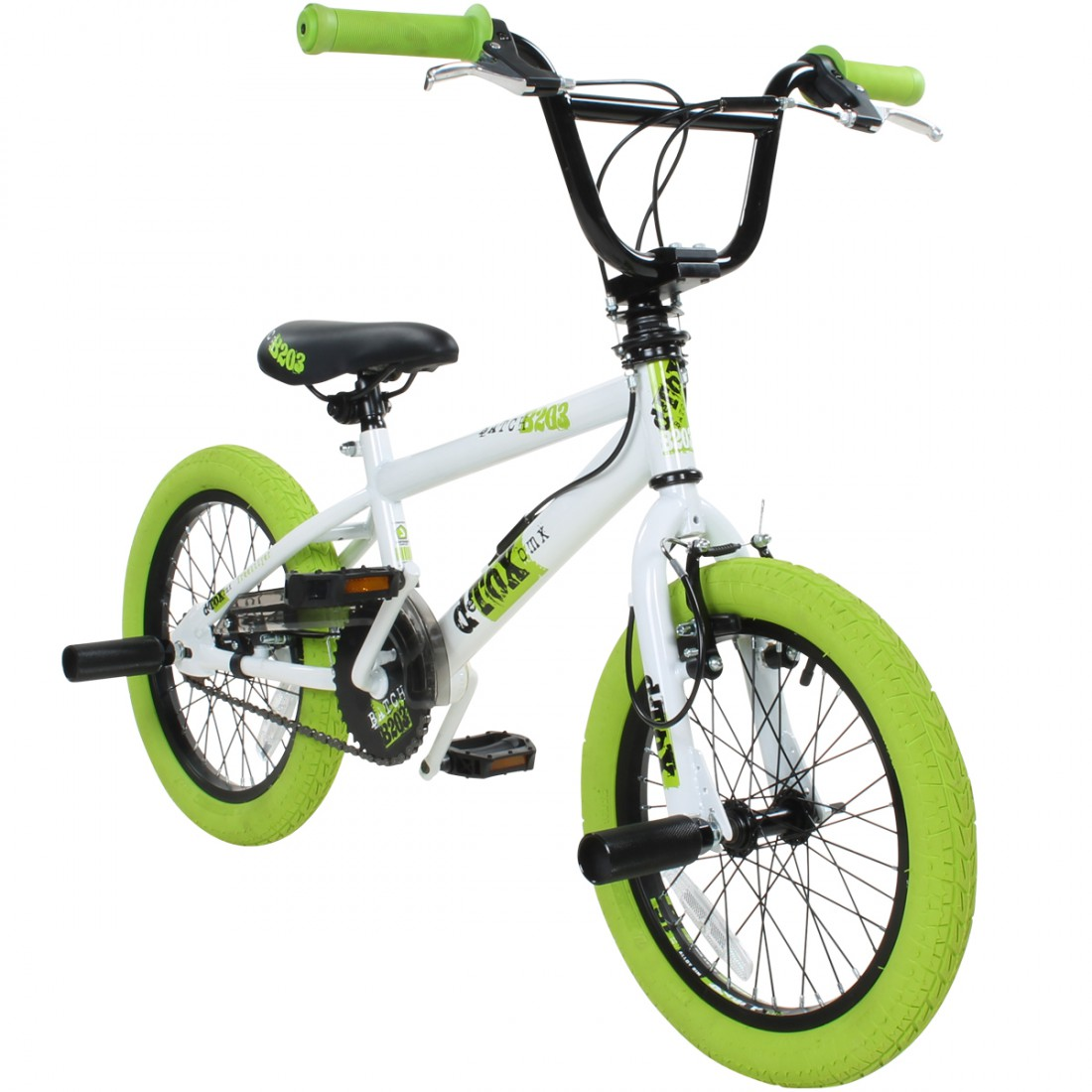 detox freestyle 16 zoll bmx park street kinderfahrrad. Black Bedroom Furniture Sets. Home Design Ideas