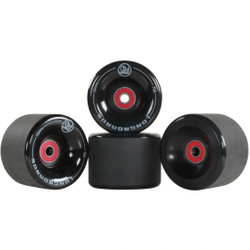 SlickStuff 4x Longboard Freestyle Rollen Wheels 70mm 78A  Bild 1