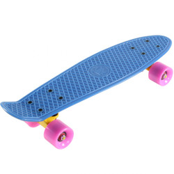 "SLICK Mini Cruiser Skateboard ""glow in the Dark!"" Bild 5"