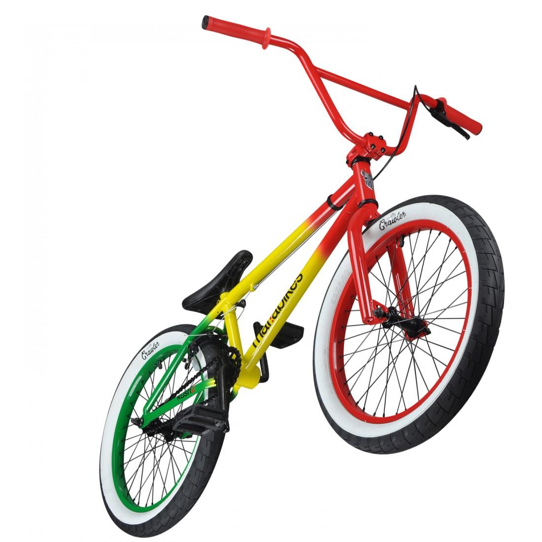 mafiabikes kush2 20 zoll bmx bike fahrrad verschiedene. Black Bedroom Furniture Sets. Home Design Ideas