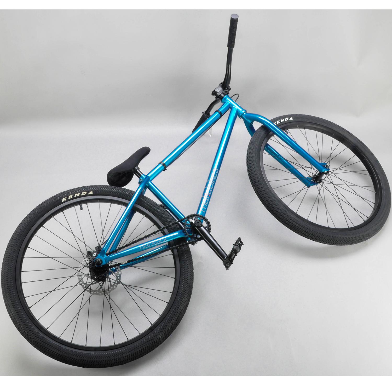 26 inch mafiabikes blackjack dirt street jump bike 4. Black Bedroom Furniture Sets. Home Design Ideas