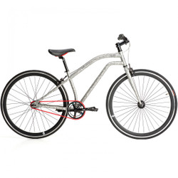 Chill Bikes Vogue Fixie Singlespeed Fahrrad Citybike Muster Snake Leopard Zebra