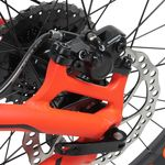"26"" x 4.0"" Fatbike Bottecchia 140 18 Gang orange Bild 8"