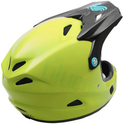 Fullface Helm bluegrass Explicit Enduro BMX Trail Downhill  Bild 7