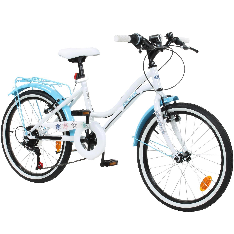 frozen kinderfahrrad m dchen fahrrad 20 zoll disney. Black Bedroom Furniture Sets. Home Design Ideas