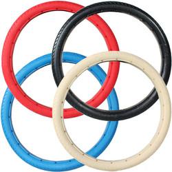 "18 Zoll x 1.25 Tannus ""High-Tech-Polymer – Reifen, ohne Luft"" solid Fahrrad Faltrad Klapprad Liegerad Anhänger Rollstuhl (32-355) (32-349)"