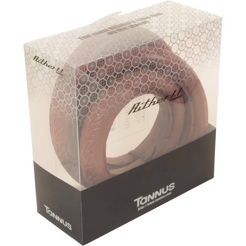 "700 x 40C 28 Zoll Tannus Aither 1.1 ""High-Tech-Polymer–Reifen, ohne Luft"" City Hollandrad MTB Reifen Trekking – Bild 10"