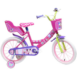 16 Zoll Disney Minnie Mouse Kinderfahrrad Daisy Duck Disney Bild 6