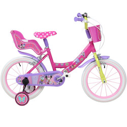 16 Zoll Disney Minnie Mouse Kinderfahrrad Daisy Duck Disney