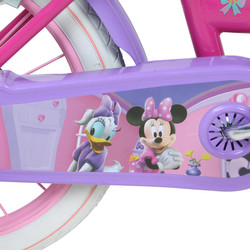 16 Zoll Disney Minnie Mouse Kinderfahrrad Daisy Duck Disney Bild 5