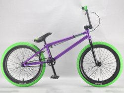 20 Zoll mafiabikes BMX Bike MADMAIN verschiedene Farbvarianten Harry Main Bild 3