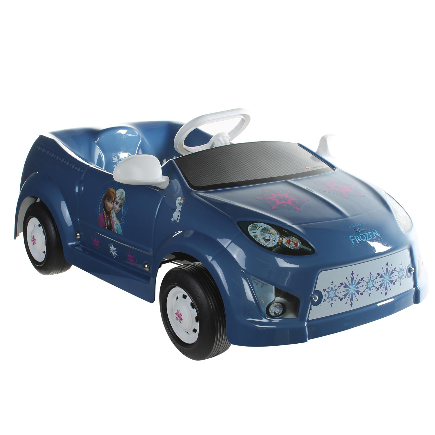 tretauto disney cars oder frozen kinderfahrzeug sport. Black Bedroom Furniture Sets. Home Design Ideas