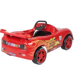 DISNEY Tretauto Disney Cars oder Frozen Kinderfahrzeug  Bild 5