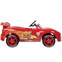 DISNEY Tretauto Disney Cars oder Frozen Kinderfahrzeug  Bild 4