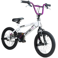 16 Zoll BMX Rooster Radical mit Rotor und Pegs