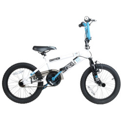 16 Zoll BMX Rooster Radical mit Rotor und Pegs  002