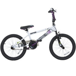 18 Zoll BMX Rooster Radical mit Rotor und Pegs  002