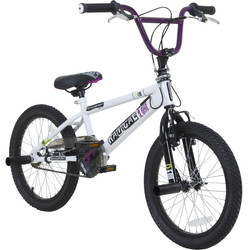 18 Zoll BMX Rooster Radical mit Rotor und Pegs  001
