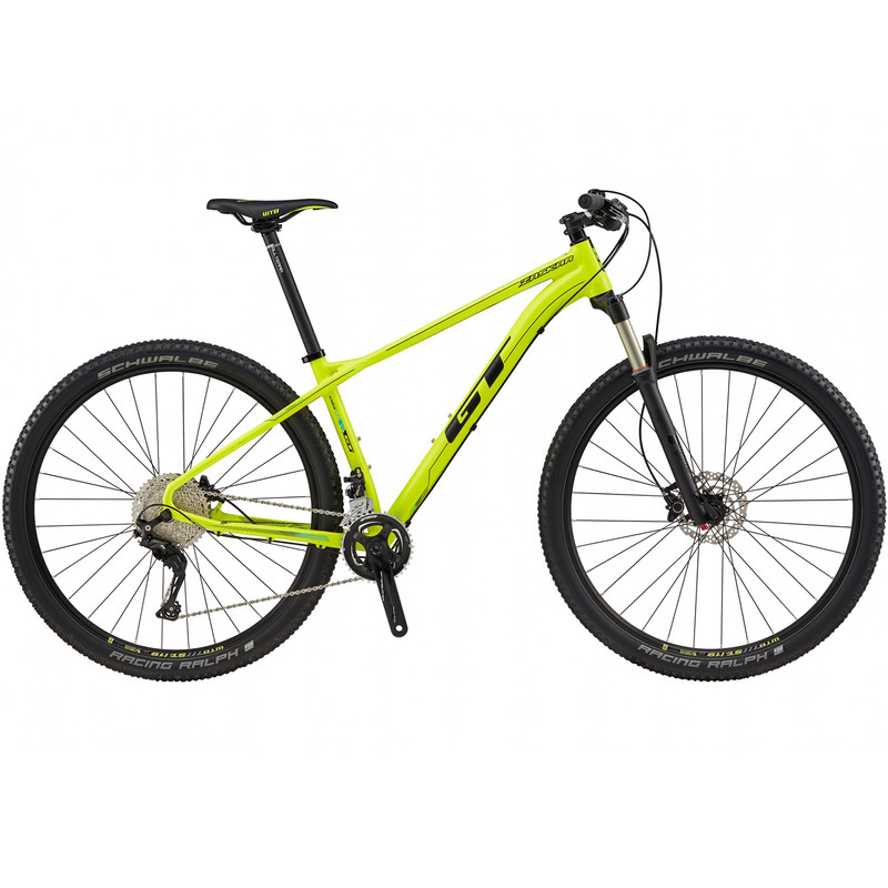 GT Zaskar AL Elite 2017 29 Zoll Mountainbike MTB NYL Cross-Country Hardtail