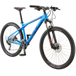 "27,5"" GT Avalanche Elite BLU Mountainbike MTB 2017 blau Trail"