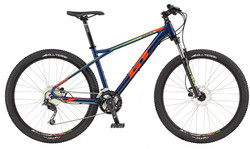 "27,5"" GT Avalanche Comp NVY 2017 Mountainbike MTB Trail Bild 2"