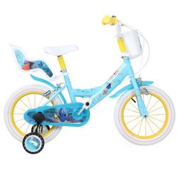 16 Zoll Findet Nemo 2 Findet Dorie Dory Kinderfahrrad Fahrrad Stützräder Bild 2