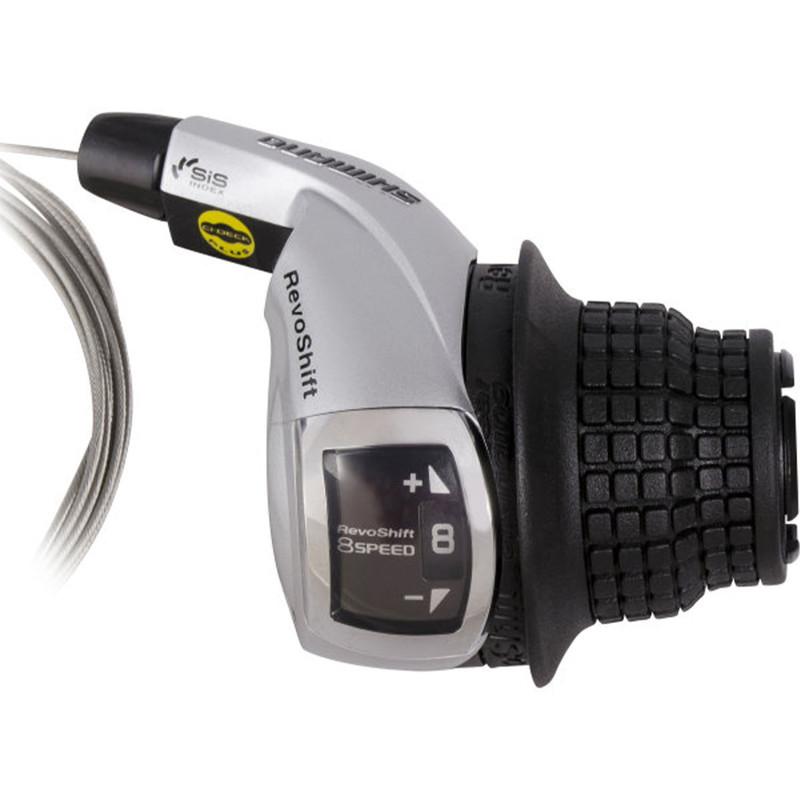 Shimano SL-RS47 Tourney Schalthebel RevoShift Drehgriffschalter rechts oder links Fahrrad