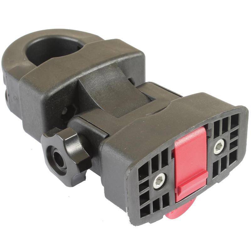 M-Wave Korbhalter QR Halter universell passend für Körbe und Taschen Ersatzhalter