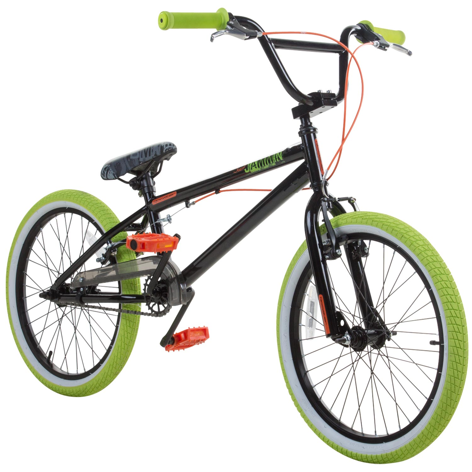 20 Zoll BMX Rooster Jammin PRO 16 / 9 Park Freestyle Bike Fahrrad BMX