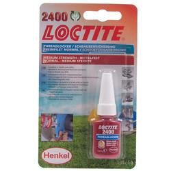 Loctite 2400 5 ml Schraubensicherung Mittelfest Normal Gewinde