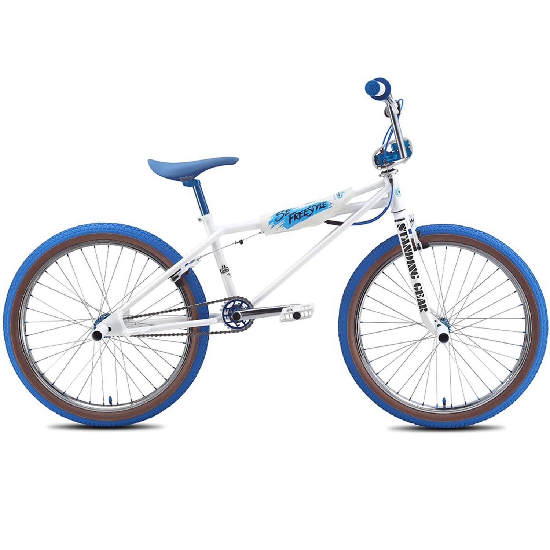24 pulgadas FREESTYLE BMX SE BIKES quadangle CR-MO Bicicleta | eBay