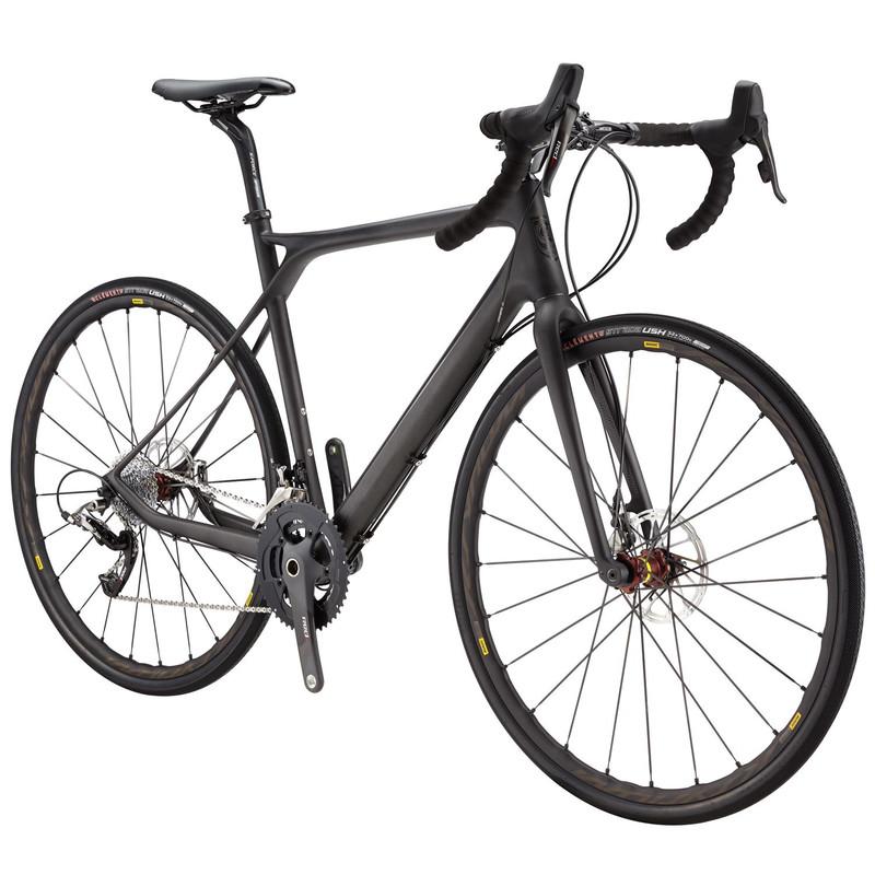 "GT Grade Carbon 700c 28""  SRAM Red RAW Rennrad Enduroad Rahmengröße 55 cm"