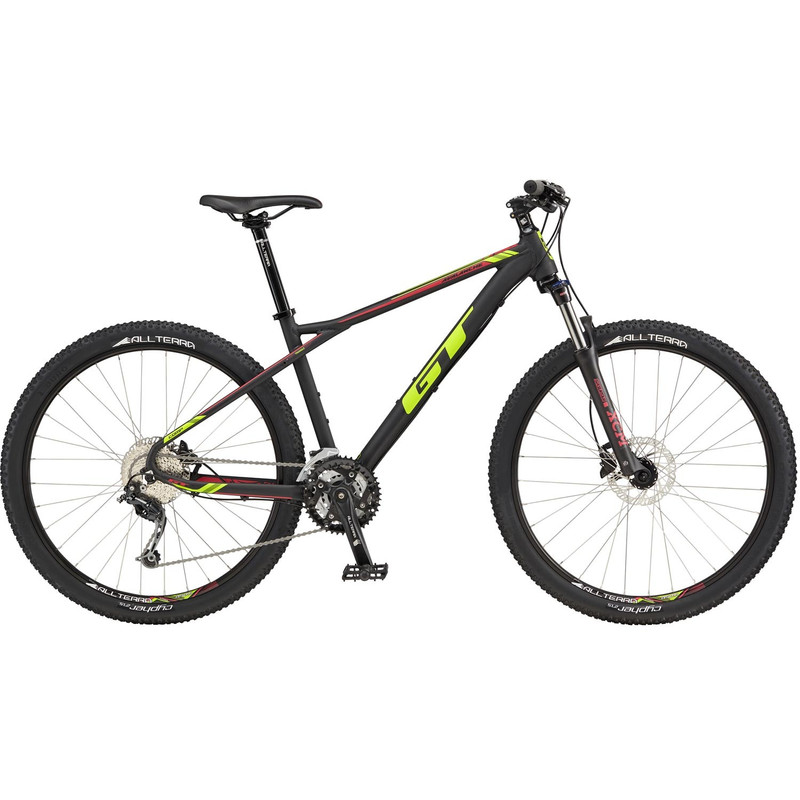 "GT Avalanche Comp 27,5"" Mountainbike BLK Womens 2017 MTB Trail"