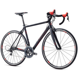 700 C Fuji Roubaix Elite Rennrad Race Bike 7,2 kg SRAM Force 22 schwarz rot
