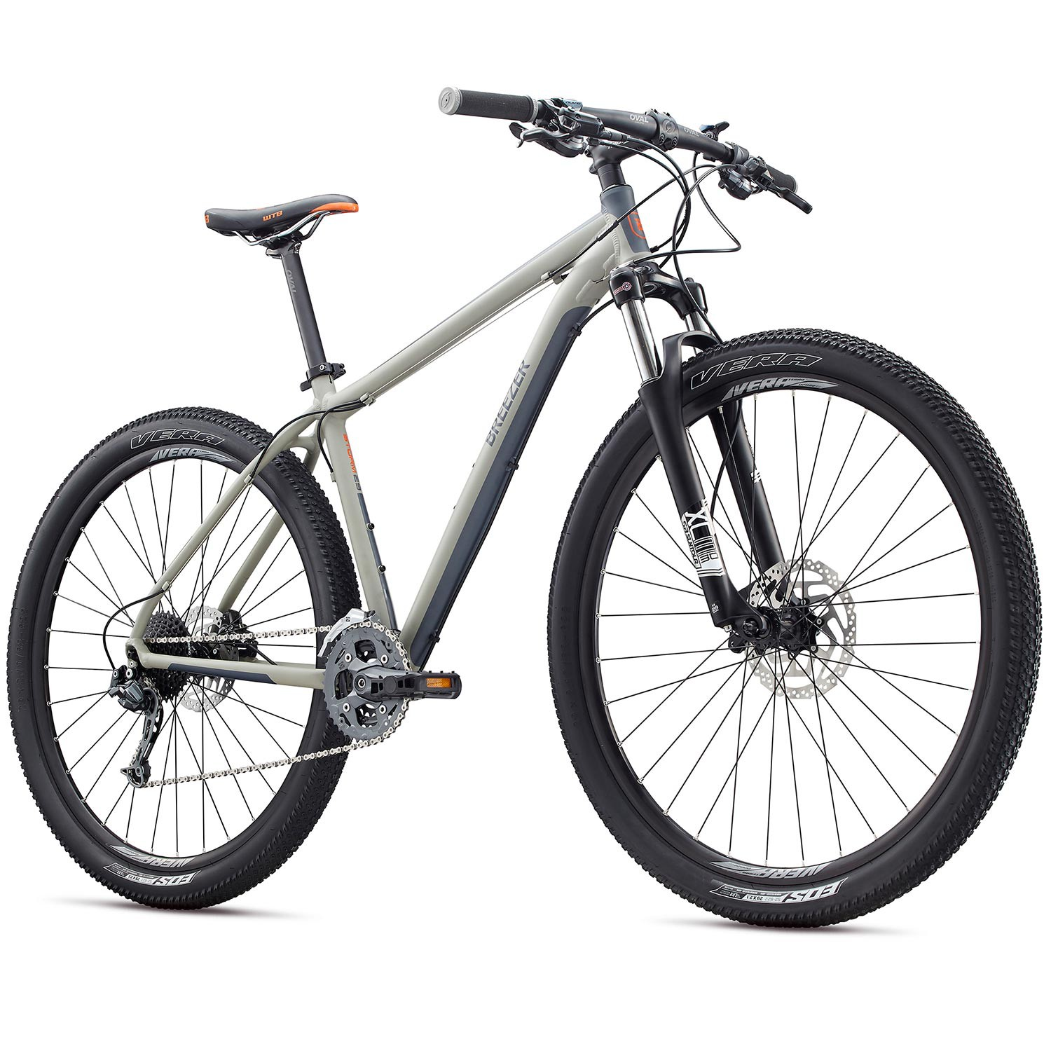 29 zoll breezer storm comp mountainbike mtb fahrrad 29er. Black Bedroom Furniture Sets. Home Design Ideas