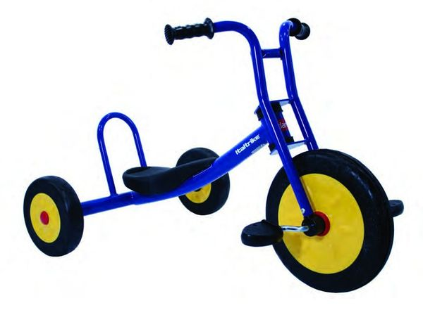 Italtrike Atlantic Chopper Dreirad Tricycle Kindertrike 3 - 6 Jahre Cruiser